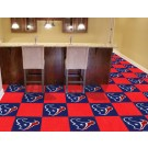 "Houston Texans 18"" x 18"" Carpet Tiles (Box of 20)"