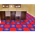 "Chicago Cubs 18"" x 18"" Carpet Tiles (Box of 20)"