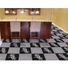 "Chicago White Sox 18"" x 18"" Carpet Tiles (Box of 20)"