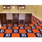 "Detroit Tigers 18"" x 18"" Carpet Tiles (Box of 20)"