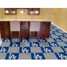 "Los Angeles Dodgers 18"" x 18"" Carpet Tiles (Box of 20)"