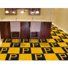 "Pittsburgh Pirates 18"" x 18"" Carpet Tiles (Box of 20)"