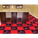 "St. Louis Cardinals 18"" x 18"" Carpet Tiles (Box of 20)"