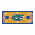 "Florida Gators 30"" x 72"" Basketball Court Runner"
