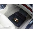"San Francisco Giants 18"" x 27"" Heavy Duty 2-Piece Vinyl Car Mat Set"