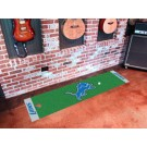 "Detroit Lions 18"" x 72"" Putting Green Runner"