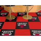 "Chicago Bulls 18"" x 18"" Carpet Tiles (Box of 20)"