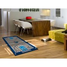 "Dallas Mavericks 30"" x 54"" Basketball Court Runner"