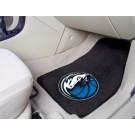 """Dallas Mavericks 18"""" x 27"""" Auto Floor Mat (Set of 2 Car Mats)"""