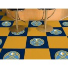 "Denver Nuggets 18"" x 18"" Carpet Tiles (Box of 20)"