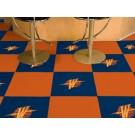 "Golden State Warriors 18"" x 18"" Carpet Tiles (Box of 20)"