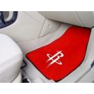 "Houston Rockets 18"" x 27"" Auto Floor Mat (Set of 2 Car Mats)"
