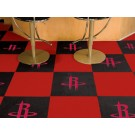 "Houston Rockets 18"" x 18"" Carpet Tiles (Box of 20)"