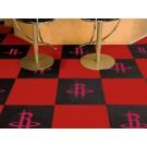 "Houston Rockets 18"" x 18"" Carpet Tiles (Box of 20)"