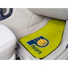 "Indiana Pacers 18"" x 27"" Auto Floor Mat (Set of 2 Car Mats)"
