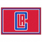 Los Angeles Clippers 5' x 8' Area Rug