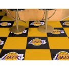 "Los Angeles Lakers 18"" x 18"" Carpet Tiles (Box of 20)"