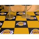 "Los Angeles Lakers 18"" x 18"" Carpet Tiles (Box of 20)"