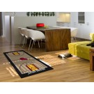 "Miami Heat 30"" x 54"" Basketball Court Runner"