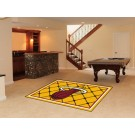 Miami Heat 5' x 8' Area Rug