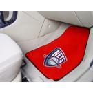 """New Jersey Nets 18"""" x 27"""" Auto Floor Mat (Set of 2 Car Mats)"""