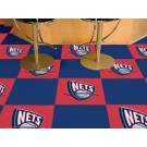 "New Jersey Nets 18"" x 18"" Carpet Tiles (Box of 20)"