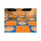 "New York Knicks 18"" x 18"" Carpet Tiles (Box of 20)"