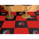 "Portland Trail Blazers 18"" x 18"" Carpet Tiles (Box of 20)"