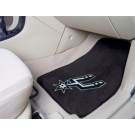 "San Antonio Spurs 18"" x 27"" Auto Floor Mat (Set of 2 Car Mats)"