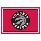 Toronto Raptors 5' x 8' Area Rug