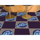"Utah Jazz 18"" x 18"" Carpet Tiles (Box of 20)"