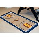 "Golden State Warriors 24"" x 44"" Basketball Court Runner"