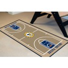 "Indiana Pacers 24"" x 44"" Basketball Court Runner"