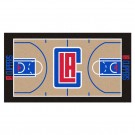 "Los Angeles Clippers 24"" x 44"" Basketball Court Runner"