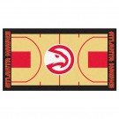 "Atlanta Hawks 24"" x 44"" Basketball Court Runner"