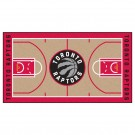 "Toronto Raptors 24"" x 44"" Basketball Court Runner"