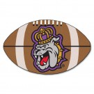 "22"" x 35"" James Madison Dukes Football Mat"