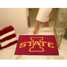 "34"" x 45"" Iowa State Cyclones All Star Floor Mat"