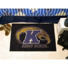 "Kent State Golden Flashes 19"" x 30"" Starter Mat"