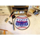 "Florida Atlantic Owls 27"" Round Baseball Mat"