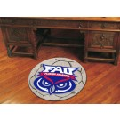 "Florida Atlantic Owls 27"" Round Soccer Mat"