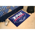 "Florida Atlantic Owls 19"" x 30"" Starter Mat"