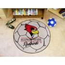 "27"" Round Illinois State Redbirds Soccer Mat"