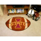 "22"" x 35"" Iowa State Cyclones Football Mat"