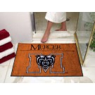 "34"" x 44 1/2"" Mercer (Atlanta) Bears All Star Floor Mat"