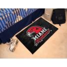 """Miami (Ohio) RedHawks 20"""" x 30"""" Starter Mat"""