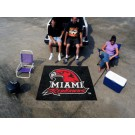 5' x 6' Miami (Ohio) RedHawks Tailgater Mat