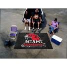 5' x 8' Miami (Ohio) RedHawks Ulti Mat
