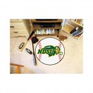 "North Dakota State Bison 27"" Round Baseball Mat"