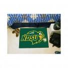 "North Dakota State Bison 19"" x 30"" Starter Mat"